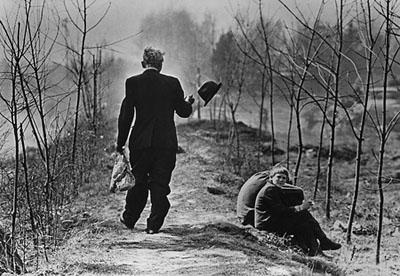 """Юрий Рыбчинский """"Ветер. Московская область"""", 1980"""