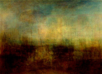 «каждая… Открытка Уильяма Тернера из Галереи Тейт» (2004; 101,6×127)