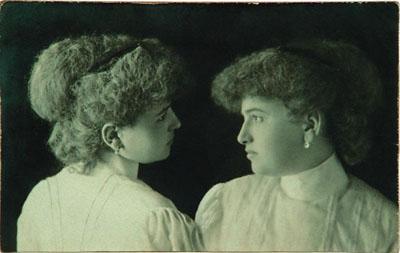 ©Сильвио Томмазоли Без названия. 1907 Пигментный отпечаток 2007 г. (новая печать выполнена Алессандрой Томмазоли)