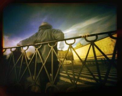 """© Людмила Зинченко. Из серии """"Необъективная Москва"""""""