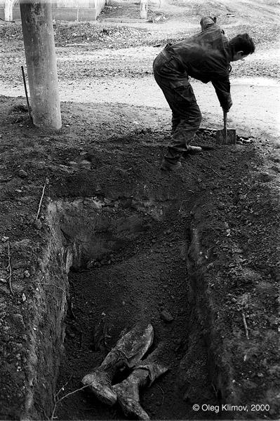 ©Олег Климов. «Грозный, 1995»
