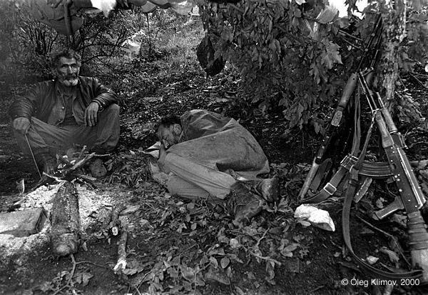 ©Олег Климов. «Армянский солдат. Карабах, 1992»