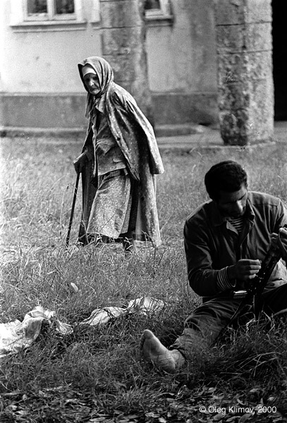 ©Олег Климов. «Абхазия, 1993»