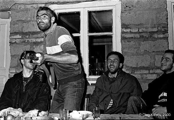 ©Олег Климов. «Южная Осетия, 1991»