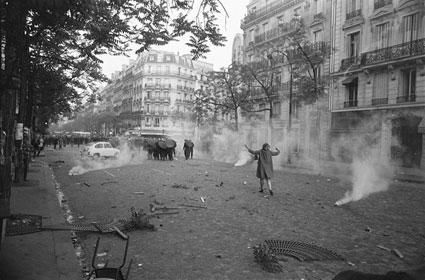 Гёксин Сипахиоглу. Студенческие беспорядки. 6 мая 1968