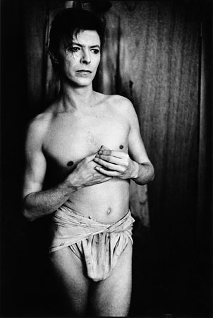 PHOTO©ANTON CORBIJN <BR> David Bowie