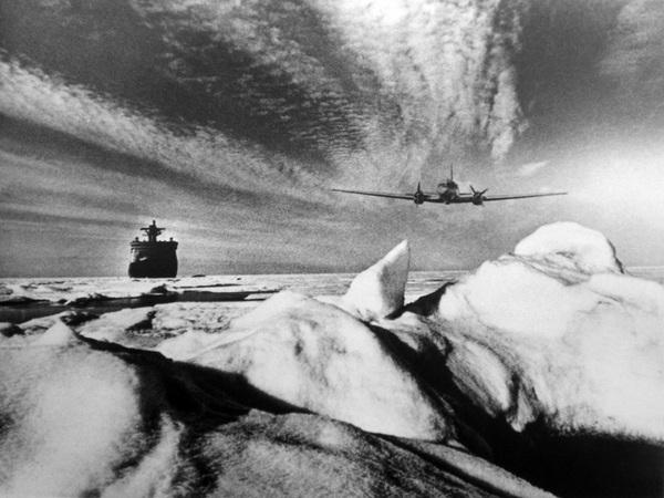 Денис Романов. Ледовая разведка в Арктике. 1976