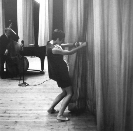 Андрей Князев. За сценой. 60-е