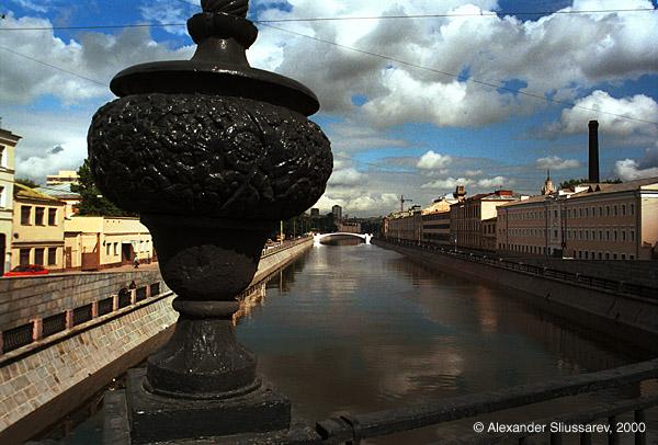 ©Александр Слюсарев . «Москва, конец ХХ века»