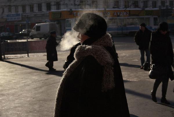 ©Людмила Зинченко. «Москва, 2007»