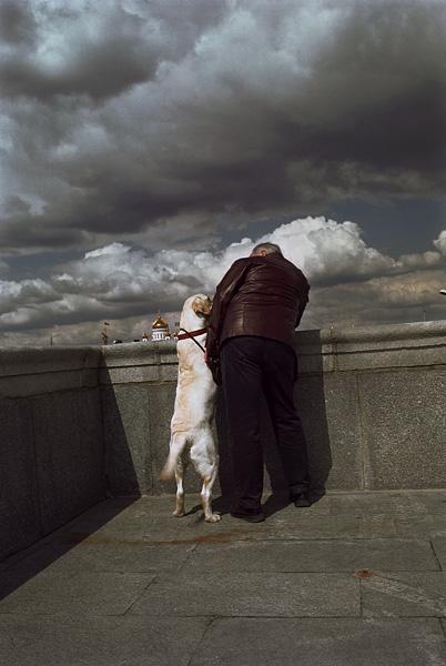 ©Людмила Зинченко. «Москва, 2002»