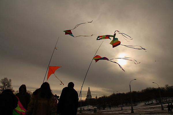 ©Людмила Зинченко. «Коломенское. Москва, 2003»