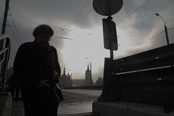 ©Людмила Зинченко. «Москва, 2003»