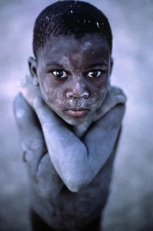 Стив МакКарри. Мальчик, Тимбукту, Мали, 1987 Magnum Photos