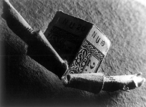"""Брассай. Из серии """"Непроизвольные скульптуры"""". 1933"""