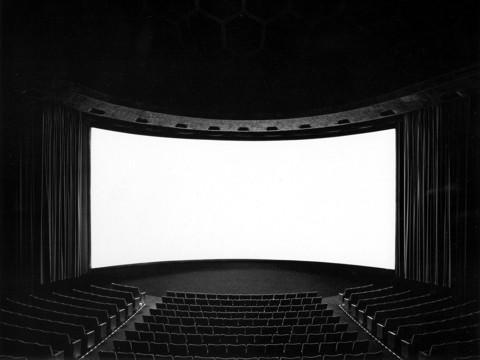 "Хироси Суджимото. Cinerama Dome, Голливуд (Из серии ""Театры""). 1993"