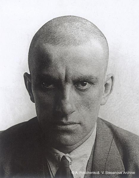 ©Александр Родченко. «Владимир Маяковский. 1924»