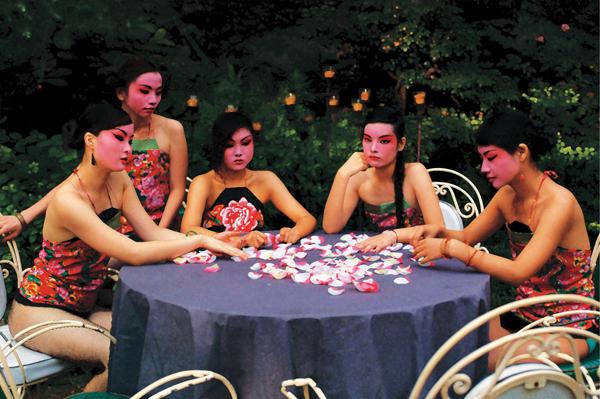 Ванг Ксяохуэй<br />  &laquo;Ранний соблазн №16&raquo;