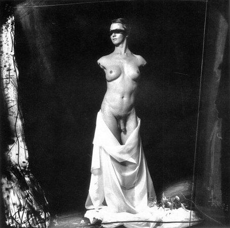 © Joel-Peter Witkin<br /> Madame X, San Francisco, 1981