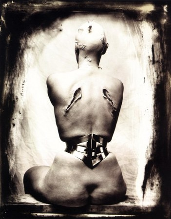 © Joel-Peter Witkin<br /> Woman Once a Bird, Los Angeles, 1990
