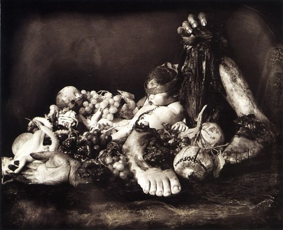 © Joel-Peter Witkin<br /> Feast of Fools, New Mexico, 1990