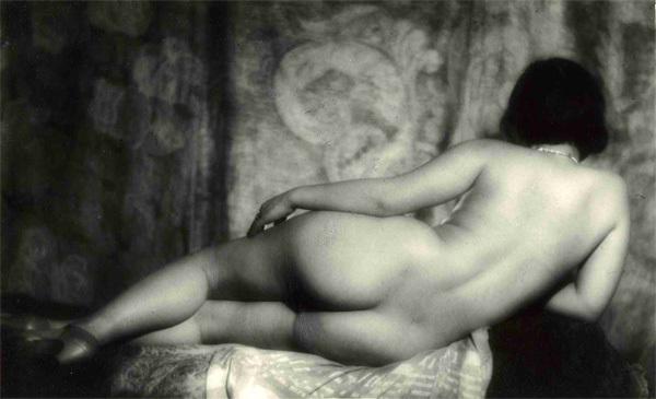 Александр Гринберг<br /> Ася Загорская, 1920-е