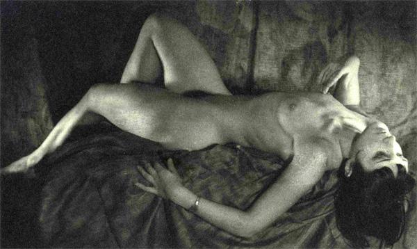 Александр Гринберг<br /> Катя Лопатина, 1924
