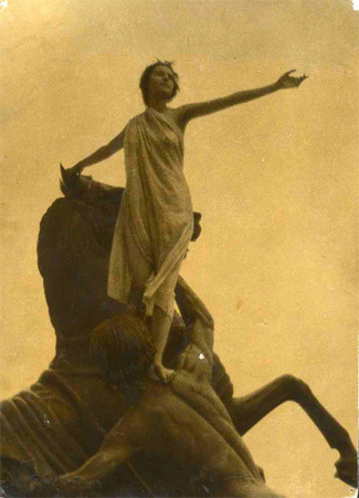 Н. Свищов-Паола<br /> «Призыв», 1920-е