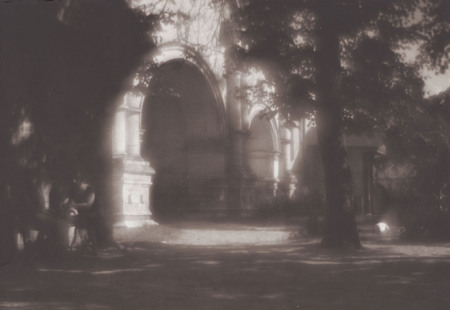 Александр Гринберг. Летнее солнце. 1926 Собрание Союза фотохудожников России