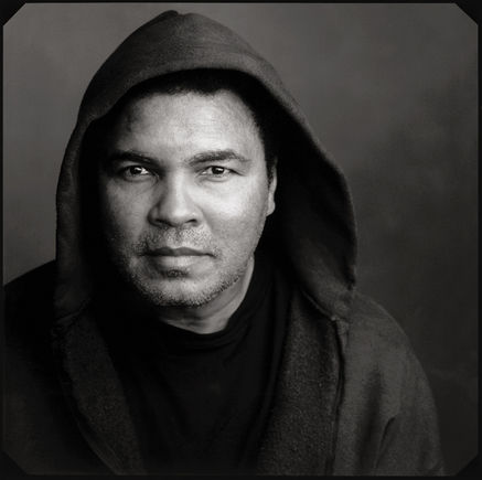 Muhammad Ali. Photo by Annie Leibovitz