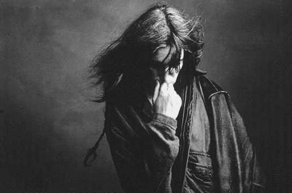 Patti Smith. Photo by Annie Leibovitz