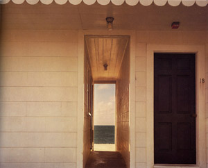 Джоэл Мейеровиц. Дверь к морю, Провайнстаун.