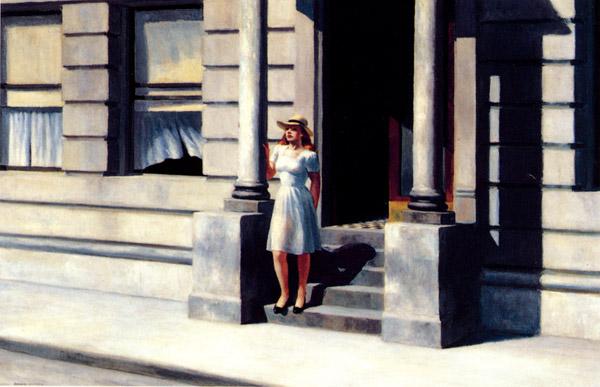 Эдвард Хоппер «Лето», 1943
