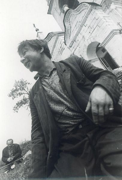 ©Анатолий Болдин. «Нищие. 1970-е гг.»