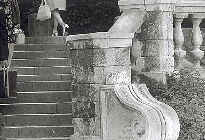 ©Анатолий Болдин. «Лестница. Севастополь. 1978»