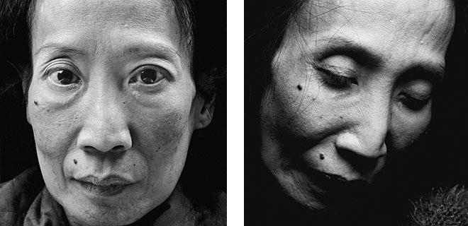 <p><b>Уолтер Шелс</b></p> <p><b>Мария <nobr>Хай-Ан</nobr> Тьет Као</b><br /> возраст: 52<br /> родилась: 26августа 1951<br /> первый портрет сделан 5декабря 2003<br /> умерла 15февраля 2004</p> <p>Без сомнения опыт умирания Марии <nobr>Хай-Ан</nobr> Као был бысовершенно иным, если бынеучения Величайшей Госпожи Чин Хай. Госпожа говорит: «Все, что вне этого мира, лучше, чем наш мир. Это лучше, чем то,что мыможем себе представить ито,что находится запределами нашего воображения».<br /> Фрау Као носит нагруди портрет Госпожи. Под ееруководством она уже переносилась потусторону жизни вмедитации. Еепереход виной мир незаставит долго ждать: еелегкие постепенно отказывают.В тожевремя она кажется спокойной ирадостной. «Смерть— ничто»,— говорит фрау Као. «Яобнимаю смерть. Она невечна. После, когда мывстречаемся сБогом, мыстановимся прекрасны. Иобратно наЗемлю нас зовут, только если мыпривязаны человеческому существу впоследние моменты нашей жизни». Она готовится кэтому мгновению каждый день истремится достичь состояния непривязанности вмомент смерти.</p>