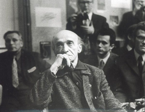 ©Анатолий Болдин. «Фотохудожник Aбрам Штеренберг. Москва. 1972»