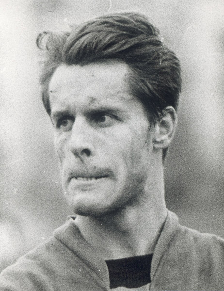 ©Анатолий Болдин. «Спортсмен. Москва. 1969»