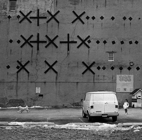 Олег Матюхин «Стена.», Балтимор, 1994