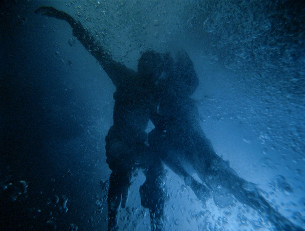 Bill Viola_Video still from Tristan und Isolde, 2005_Photo Kira Perov_Courtesy Bill Viola Studio