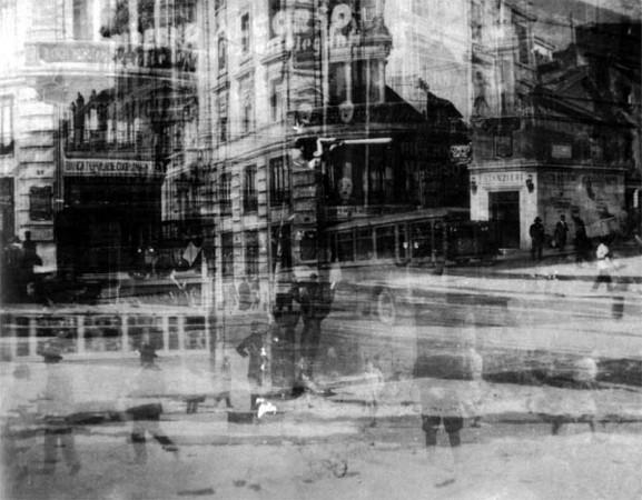 """Марио Беллузи """"Современное движение в старом Риме"""", 1930"""