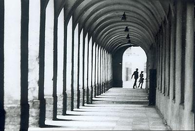 ©Анатолий Болдин. «Ритм. Ленинград. 1977»