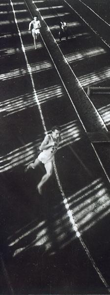 ©Анатолий Болдин. «Длинная дистанция. 1960»