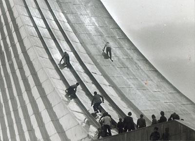 ©Анатолий Болдин. «Рядом с мечтой. Москва. 1975»