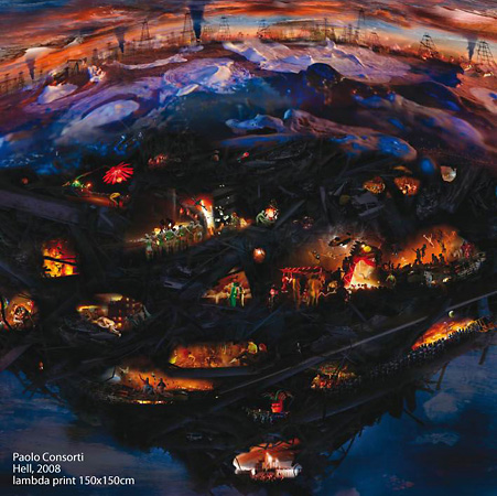 Паоло Консорти «Hell», 2008