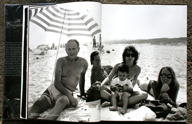 My parents with my systers Paula and Barbara and Paula&rsquo;s son Ross,<br />Peter&rsquo;s Pond Beach, Wainscott, Long Island, 1992