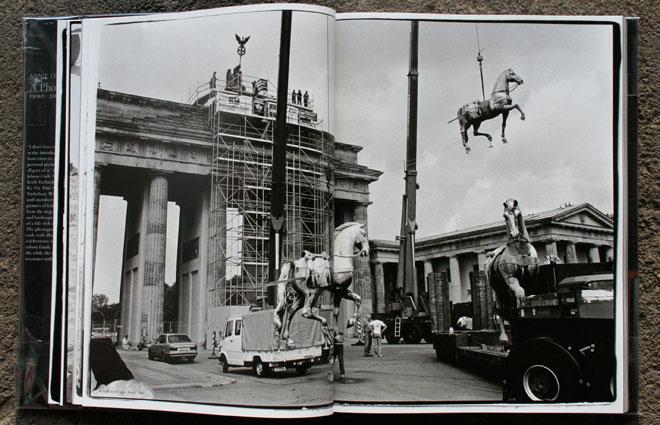 Branderburg Gate, Berlin, 1990