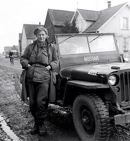 Alsace, 1944