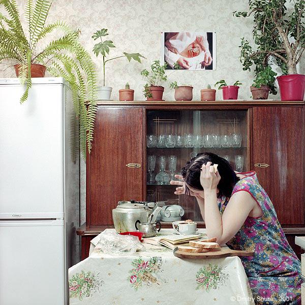 ©Дмитрий Шубин. «Таня»