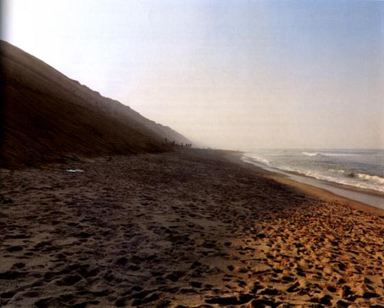 Longnook beach, Truro